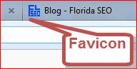 SEO Expert Florida - post on Genesis Favicon